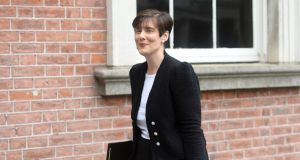 "Minister for Education Norma Foley said the Cabinet had agreed to drop a controversial measure know as ""school profiling"". Photograph: Dara Mac Dónaill"