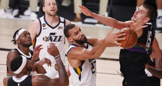 Denver Nuggets edge past Utah Jazz into NBA conference semi-finals
