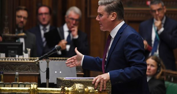 Image result for keir starmer house of commons