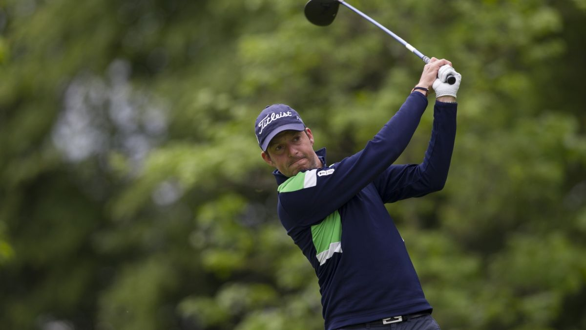 Simon Thornton Hits Fine 35 Footer To Deny Colm Moriarty At The Death