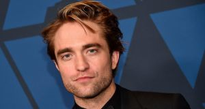 The actor Robert Pattinson has tested positive for Covid-19, according to US media reports. Photograph: Chris Delmas / AFP  via Getty Images