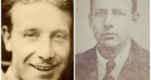 Executed: Thomas Harte and Patrick McGrath.