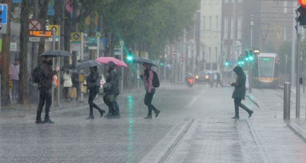 With suburban shoppers staying away, middle-income public sector employees working from home, and international tourists gone for the foreseeable future, Dublin city centre is in trouble. Photograph: Alan Betson / The Irish Times