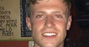 Cameron Blair: fatally stabbed at a party in Cork city