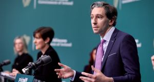 "Minister for Higher Education Simon Harris confirmed on Tuesday afternoon that ""hundreds"" of additional placed had been sources following discussion with representative bodies for the universities and institutes of technology. Photograph: Julien Behal"