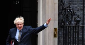 Britain's prime minister Boris Johnson: it is  clear his government is committed to a very hard Brexit. Even if a deal is concluded, it will involve major restrictions on British access to the single market. Photograph:  Ben Stansall