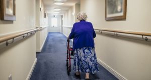 The recommendation comes as the number of Covid-19 cases rises while public health measures including serial testing have managed to prevent the spread of infection in nursing homes. Photograph: iStock
