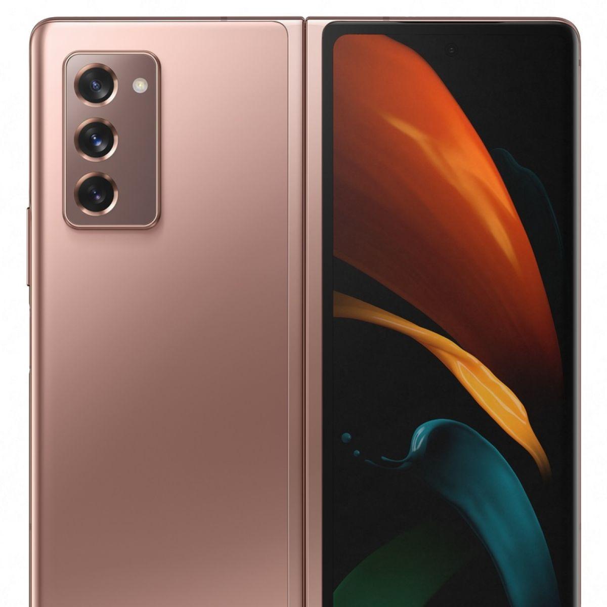 Tech Review Samsung Galaxy Z Fold2