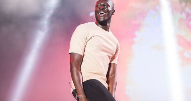 Students at a Dublin secondary school were among the first in the world to watch Stormzy's new video. File photograph: Xavi Torrent/WireImage/Getty Images.