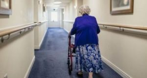 'In the long term, a reform of established models of care for older people in Ireland is required,' Hiqa chief Phelim Quinn said. Photograph: iStock