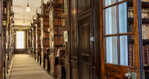 Step back in time and explore Marsh's Library this autumn.