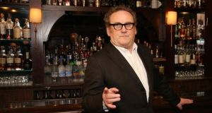 Colm Meaney: I do miss a good pint. You genuinely can't get a good pint of stout anywhere off the island of Ireland. It doesn't matter what they say. Photograph: Walter McBride/WireImage