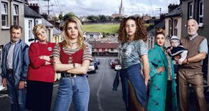 'Derry Girls offers a telling depiction of a southerner in the North.' Photograph: Channel 4