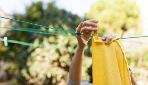 Does 'being more green' just add to the already huge list of household duties? Photograph: Getty