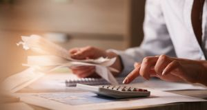 A personal insolvency arrangement involves a formal agreement with creditors that writes off some unsecured debt and restructures any remaining secured debt, while keeping the person in their home where possible. Photograph: iStock
