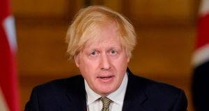 'Caving into Johnson's demands is a non-starter: the single market is worth protecting.' Photograph: Andrew Parsons/10 Downing Street/AFP via Getty Images)