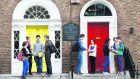 Institute of Education on Lower Leeson Street: 44 per cent of teachers' estimated grades were lowered. This compares with a national average of 17 per cent. File photograph: Alan Betson