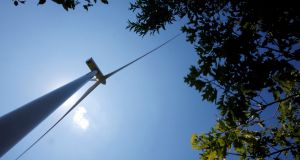 A report by the Irish Wind Energy Association (IWEA) says planning decisions need to be made faster if the scale of renewable energy expansion in a very tight timeframe is to be realised. File photograph: Reuters