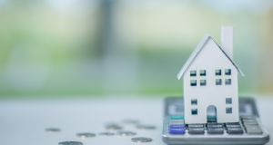 An estimated eight in 10 Irish homeowners on a standard variable rate mortgage could be paying more than they need, so switching to a fixed rate could save money each month. Photograph: iStock