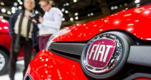 Milan-listed shares in Fiat Chrysler rose almost 9%  on Tuesday, while PSA gained 2.2%