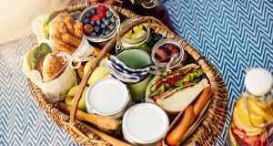 September sunshine means a chance to pack a basket with delicious things, or have someone else do it for you. Photograph: iStock.