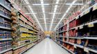A quick glance might have left shoppers with the distinct impression that the labels were clear signs of good news. Photograph: iStock