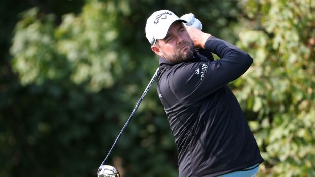 Australia's Marc Leishman has the game to excel at Winged Foot. Photograph: Jamie Squire/Getty Images