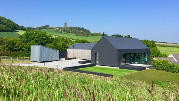 BGA Architects' Scrabo Clachan