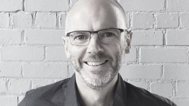 Architect Kieran McGonigle