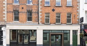 42, Westland Row comprises 10,900sq ft of grade A office accommodation