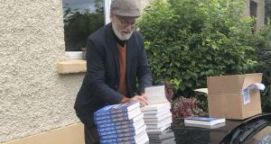 Dermot Bolger: While it was one thing to rewrite my stories  for publication in solitude, it never occurred to me that the book signing for the launch would need to happen on the bonnet of my 13-year-old Skoda