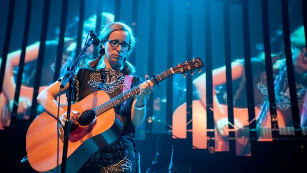 'I feel more relevant than ever' … Veirs on stage at in Leicester in 2010. Photograph: Ollie Millington/Redferns