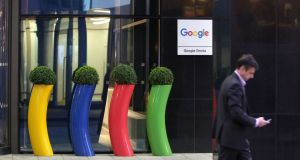 Google's European headquarters in Dublin. Photograph: Vincent Isore/Getty