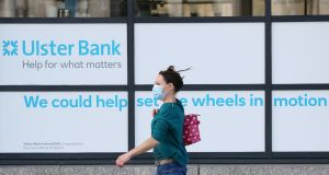 Ulster Bank: if a decision is made to close the bank, it won't be something that happens in a hurry. Photograph: Sasko Lazarov/Rollingnews.ie