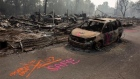 How an Oregon wildfire became one of the most destructive in the US