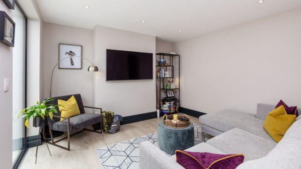 Livingroom at 10 Dargle Road Drumcondra, Dublin 9