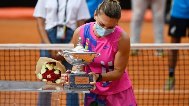 Novak Djokovic Overcomes Schwartzman To Win Italian Open