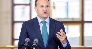 Tánaiste Leo Varadkar has said there was 'strong solidarity' with Ireland and its concerns about Brexit at a meeting of EU trade ministers in Berlin. File photograph: Julien Behal Photography.
