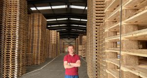 "Fergal Moran of CJ Sheeran Group: ""We need to have a competitive source of Irish timber to remain competitive ourselves."""