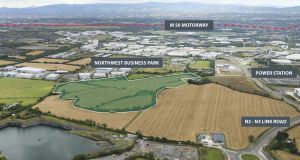 The Mooretown land bank is strategically located and is close to the M50 and N2/N3 link road.