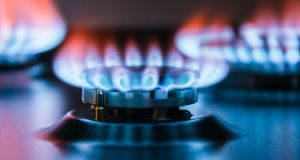 Residential gas demand was strong in August, finishing up 4 per cent higher year on year.  Photograph: iStock