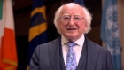 President Higgins calls for inequality to be addressed in Covid-19 fight