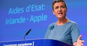 The ruling in favour of Ireland and Apple was seen as a blow to the efforts of European commissioner Margrethe Vestager.