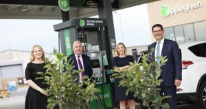 Applegreen driving change to move a step closer to lower carbon future