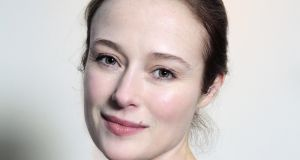 Jennifer Ehle in Saint Maud, where she plays Amanda – a bitter former modern dancer and celebrity in the last stage of lymphoma.