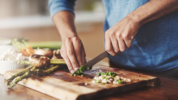 You can use your lunch break to prepare a batch of food. Photograph: iStock