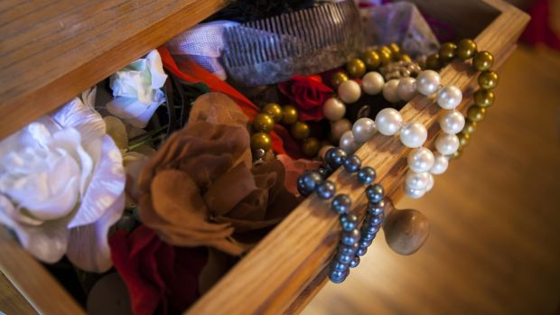 Tidying up your cupboards and drawers can be therapeutic. Photograph: iStock