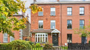 65 Kenilworth Square South, Rathgar, Dublin 6: the beautifully renovated property has interesting links to the second World War