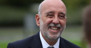 Central Bank of Ireland governor Gabriel Makhlouf.