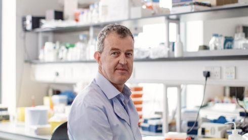 Prof Matt Cooper: 'it's not about the money; it's about the patients'